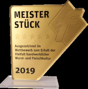 Meisterstücke Auszeichnung 2019